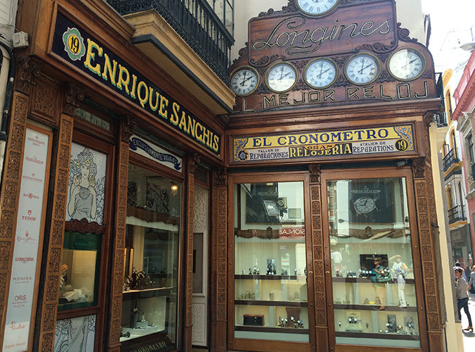 Elcronometro Sevilla