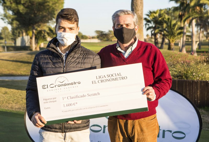 El Cronómetro Golf en Club Pineda