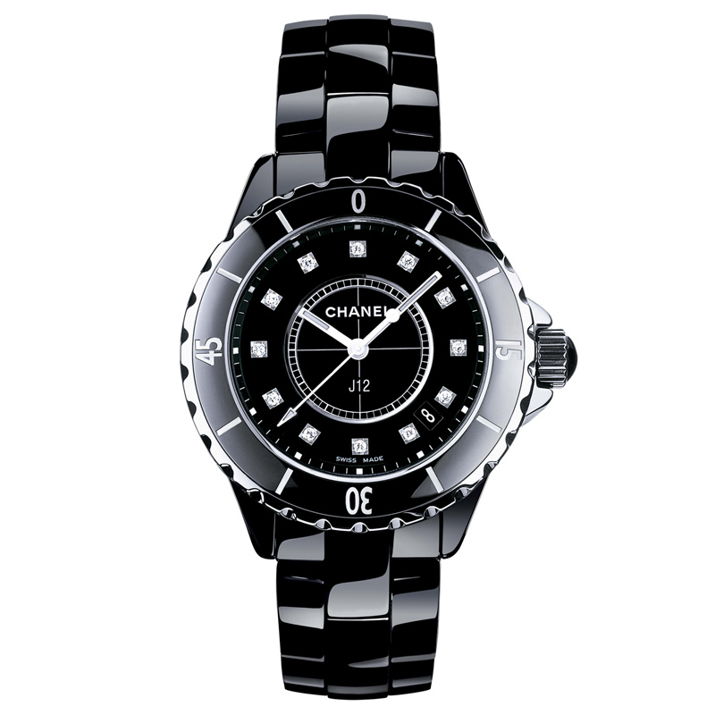 Chanel J12 Cadran Diamants H1625