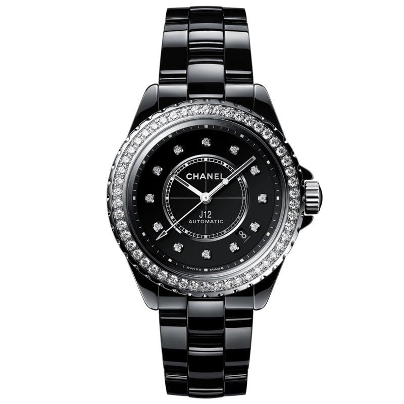 Chanel J12 Diamond Bezel H6526
