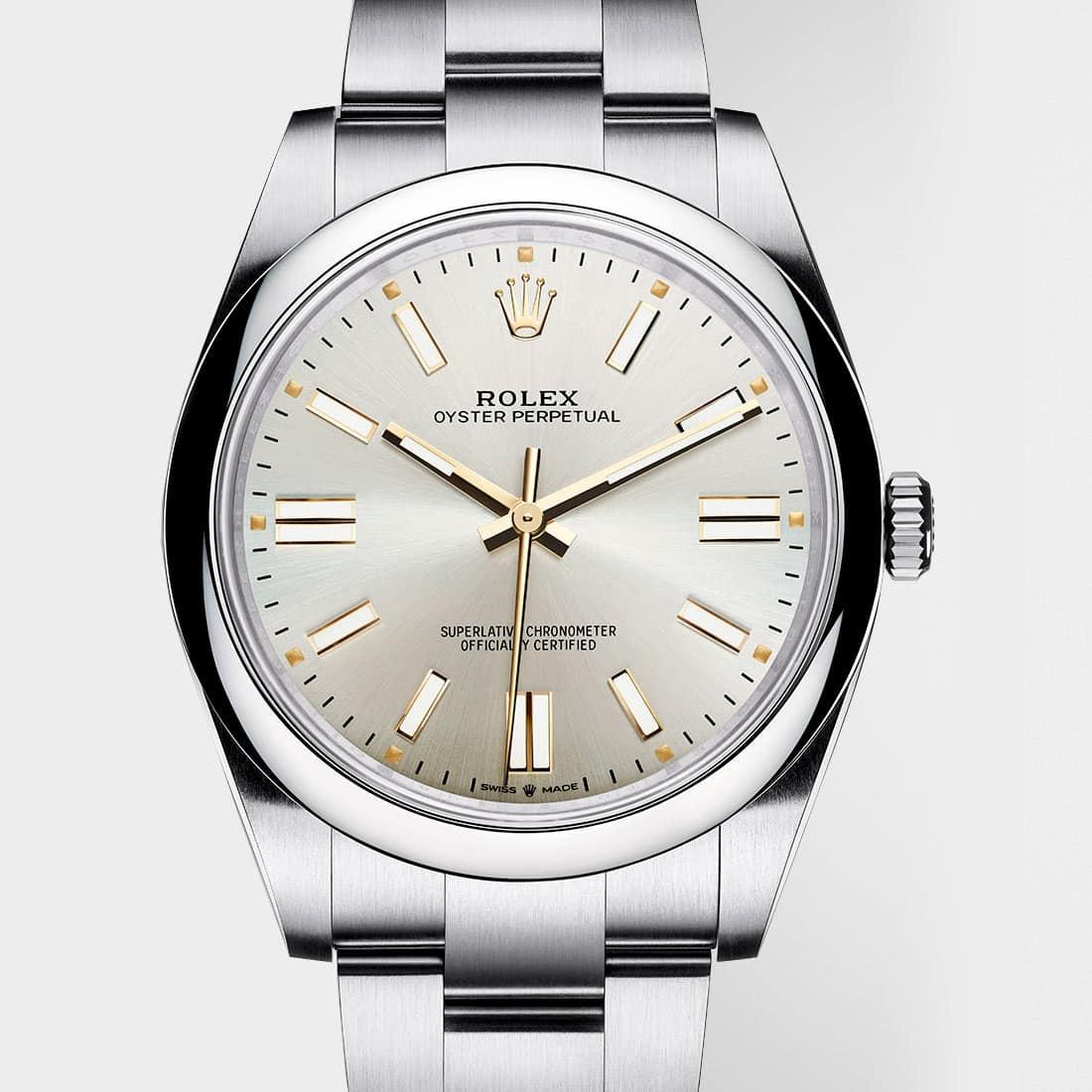 Rolex Perpetual Sm